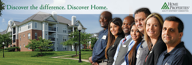 Home Properties Inc. Banner Image