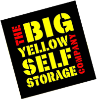 Big Yellow Group Logo Image
