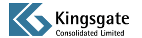 Kingsgate Consolidated Limited Logo Image